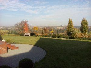 ogrody z widokiem