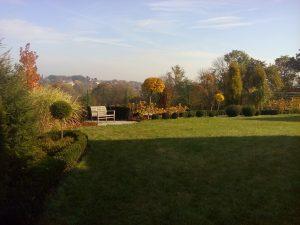 ogród z widokiem Rzeszów