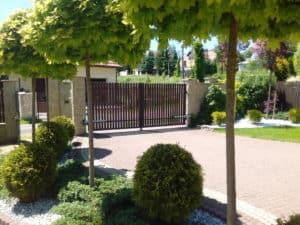 projektowanie i zakładanie ogrodów krakow