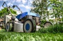 Jak naprawić stary trawnik?