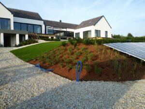 Projektowanie i zakładanie ogrodów - zakończenie prac