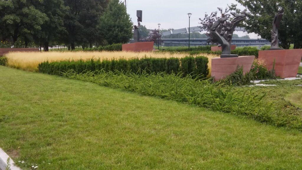 Projektowanie i zakładanie trawników Kraków, Wieliczka